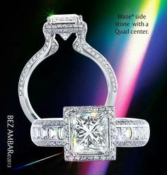 Princess cut custom made, The Quadrillion