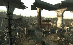 fallout 3 overpass - Google Search