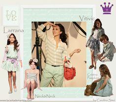 Tendencias moda infantil www.lacasitademartina.com  by Carolina Simó