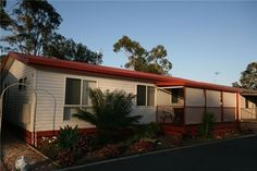 East Coast Village Homes - Granny Flats, Relocatable and Mobile homes, FREE PLANS on request. Factory Built Homes, Granny Flat, Gold Coast, East Coast, Cabins, Building A House, Garage Doors, Shed, Outdoor Structures