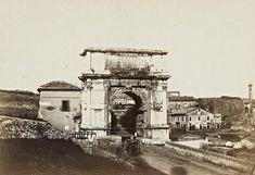Arco di Tito 1862