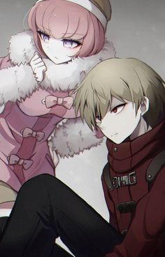 Ruruka and Sohnosuke