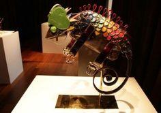 Louis Vuitton y su marroquinería de Billie Achilleos