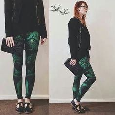 Black milk tights