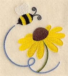 Free Bee Embroidery - Yahoo Image Search Results