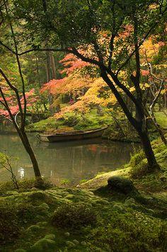 peaceful retreat