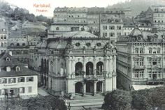 Karlovy Vary (Karlsbad) and its past and present | Karlovy Vary – průvodce, hotely, lázně, wellness, webkamera ... #karlovyvary