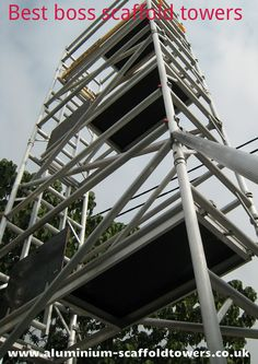 Find top stair access towers at best prices #BossScaffoldTowers #StairAccessTowers http://goo.gl/1MfjNh