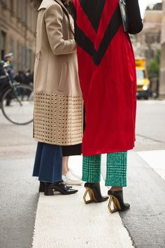 See All the Best Street Style from Milan Fashion Week