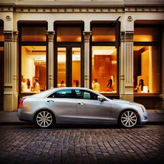 The all-new #Cadillac #ATS