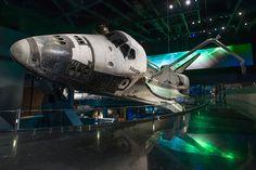 atlantis shuttle experience at the kennedy space center by PGAV destinations & fisher marantz stone