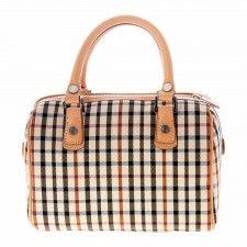 Daks Finn Small Tan Bowling Bag £225.00