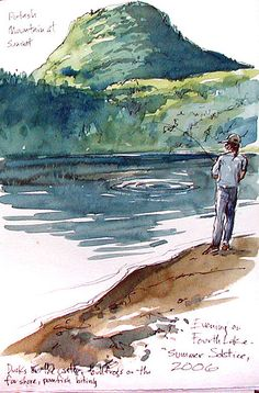 Cathy Kate Johnson WATERCOLOR