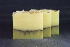 Tea Tree & Lemongrass Soap - Natural Soap - Vegan Soap - Essential Oil Soap - Lemon Soap - Cold Process Soap- Gift - Herbal Earthling