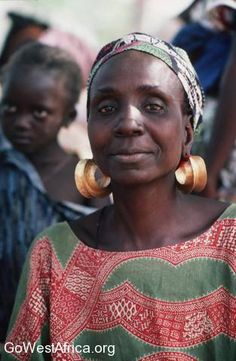 Mandinka+People | Photo of the Mandinka of West Africa