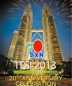Куала Лумпур - празднование 20 летия компании DXN.