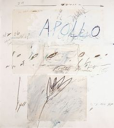 Cy Twombly Gallery 1
