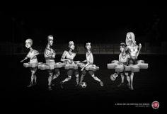 Adeevee - Fiat Original Parts: Soccer Groupie, Hot Maid, Discoverer, Yoko