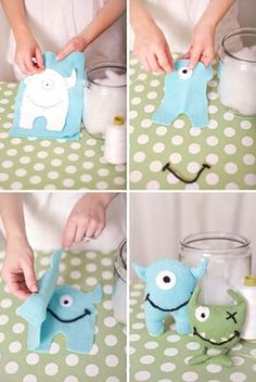 Top Tips for Children's Party Planning: Monster Party Inspiration
