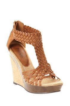 Alamea Wedge Sandal by Bucco on @HauteLook