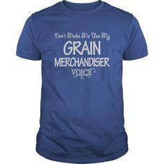 Grain Merchandiser Voice T-Shirts, Hoodies. SHOPPING NOW ==► https://www.sunfrog.com/Jobs/Grain-Merchandiser-Voice-Shirts-Royal-Blue-Guys.html?id=41382
