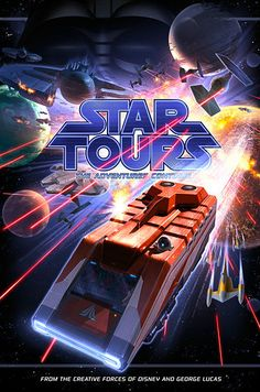 Star Tours: The Adventures Continue | What Every Star Wars Fan Needs To See At Disneyland