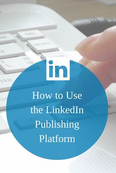 Countless professionals are LinkedIn's publishing platform as a blogging tool, and as an opportunity to gain a new audience personally and for their business. via @hootsuite
