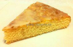 Lemon cake Bistro Food, Cornbread, Lemon, Cake, Ethnic Recipes, Millet Bread, Kuchen, Torte, Cookies