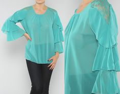 Teal Ruffle Lace Top 1x, 2x, 3x. $45.00. Blondellamy'Dean - A Curvy Girl's Boutique. Win up to $50 account credit when you sign up for an account at www.blondellamydean.com. Sizes 10-36. Daily New Arrivals. New Inventory Notifications.   #lace #top #blondellamydean #fashion #style #stylish #love #me #cute #photooftheday #nails #hair #beauty #beautiful #pretty #girl #pink #girl #girls #eyes #model #dress #skirt #shoes #heels #styles #outfit #purse #jewelry #shopping