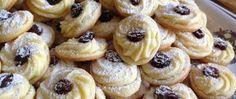 Recept Svatební koláčky