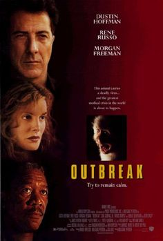 Outbreak (1995) Directed by #WolfgangPetersen Starring #DustinHoffman #ReneRusso #MorganFreeman #DonaldSutherland #CubaGoodingJr #PatrickDempsey #KevinSpacey #Outbreak #Hollywood #hollywood #picture #video #film #movie #cinema #epic #story #cine #films #theater #filming #opera #cinematic #flick #flicks #movies #moviemaking #movieposter #movielover #movieworld #movielovers #movienews #movieclips #moviemakers #animation #drama #filmmaking #cinematography #filmmaker #moviescene #documentary Film Vf, Film Movie, Kids Movie 1995, 1995 Movies, Rene Russo, Donald Sutherland, Dustin Hoffman, Patrick Dempsey, Drama