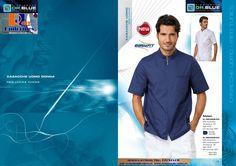 """La linea """"EASY FIT"""" de Dr. BLUE, es la marca que afronta el sector profesional Sanitario con especial atención al estilo y a la calidad de los tejidos. Supone la  exaltación del confort  dotando  a las prendas de un elegante y moderno estilo. http://www.rolanuniformes.es/uniformes-sanitarios/rolan-dr-blue-technical-medical/"""