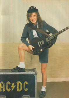 Hard Rock, Woodstock, Rock Bands, Rock And Roll History, Malcolm Young, Ac Dc Rock, Bon Scott, Best Guitar Players, Angus Young