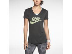 It's on sale!!! Nike Legend V-Neck Run Swoosh Women's Running Shirt
