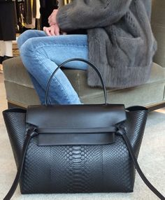 Celine Belt Bag ☼☽ @ElizSophShort ☾☼
