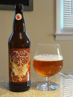Mike's Brews: Twin Sisters Double IPA