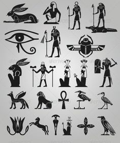 Egypt Symbols Shape Set 23 Shapes in one CSH file Photoshop custom shape file Scalable to any size CSH file included Created: Add-onFilesIncluded: PhotoshopCSH MinimumAdobeCSVersion: CS WorksWith: Vector Tags: costumshapes Egyptian Mythology, Egyptian Symbols, Ancient Egyptian Art, Ancient Symbols, Mayan Symbols, Viking Symbols, Viking Runes, Glyphs Symbols, Adinkra Symbols