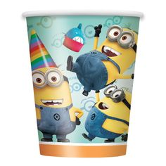 Despicable Me Cups (8)