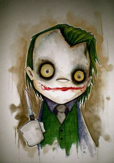 Chris Uminga, Joker