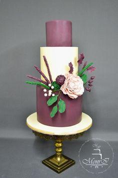 Jubilee cake - cake by Mina Avramova