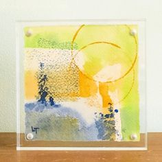 Original Watercolor Paintings by Laura Trevey Watercolor Paintings, Original Paintings, Acrylic Frames, Python Print, Etsy Store, Mosaic, Animal Prints, Wall Art, The Originals