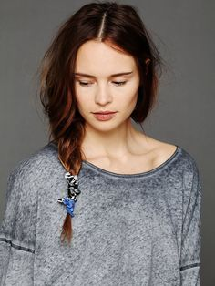 Free People Elastic Hair Ties, $10.00