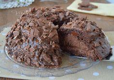 Zuccotto al cioccolato ricetta facile e golosa