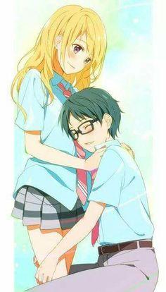 Kousei and Kaori ♡ Shigatsu wa Kimi no Uso ||