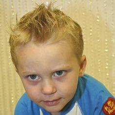 cute toddler boys haircut