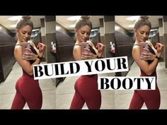 Grow And Define Your BOOTY And LEGS | FULL Workout - YouTube