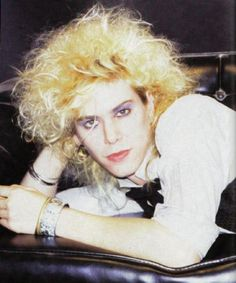 Duff... what's up? Why so pretty?