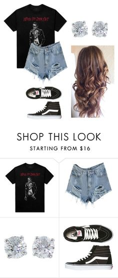A fashion look from May 2016 by alpacanakkee featuring Vans and Tiffany Co. Casual Dress Outfits, Summer Dress Outfits, Grunge Outfits, Grunge Fashion, Cute Outfits, Biker Outfits, 90s Grunge, Grunge Style, Summer Clothes
