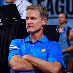 Steve Kerr to take 'a little bit of a back seat' in camp after back procedures