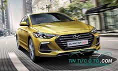 Hyundai Elantra 2017 có giá khởi điểm từ 635 triệu đồng tại Malaysia